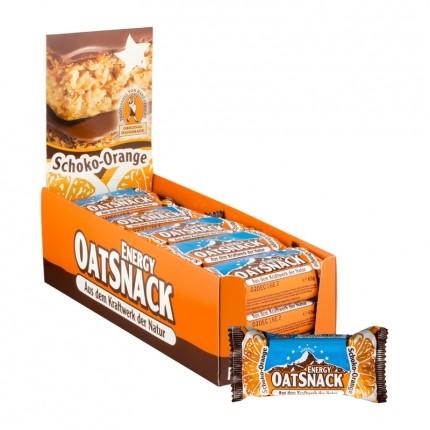 Energy Oatsnack, Schoko-Orange, Riegel