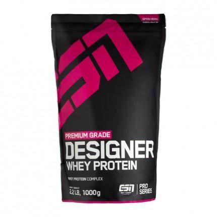 Designer Whey, Schokolade, Pulver (1000 g)