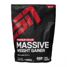 ESN Massive Weight Gainer, Vanilla Ice Cream, Pulver