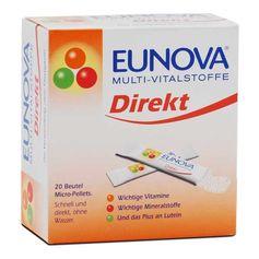Eunova Multi-Vitamin Direct Sachets