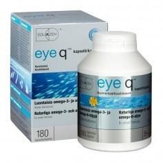 Eye q Eye q chews mansikanmakuinen 180 kpl / 123 g
