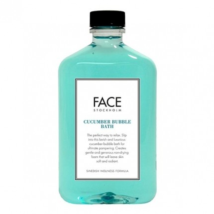 FACE Stockholm Cucumber Bubble Bath