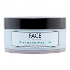 FACE Stockholm Cucumber Massage Butter