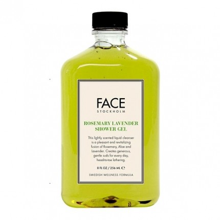 Köpa billiga FACE Stockholm Rosemary & Lavender Shower Gel, Rosmarin-Lavendel online
