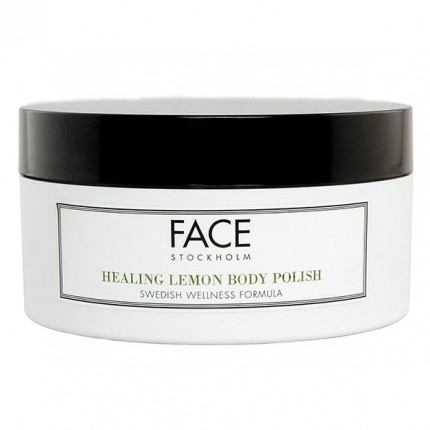 Face Stockhol Healing Lemon Body Polish