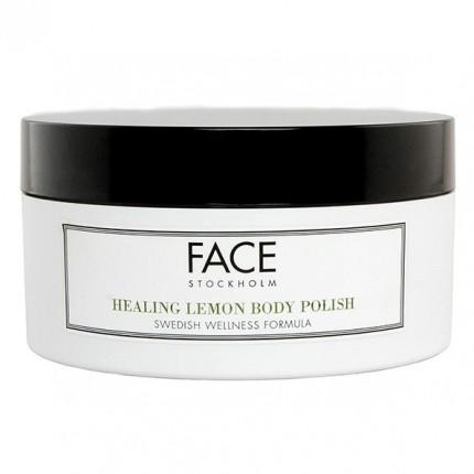 Face Stockhol Healing Lemon Body Polish