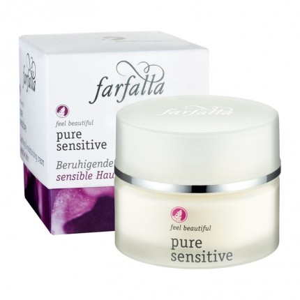 Farfalla Pure Sensitive Beruhigende Feuchtigkei...