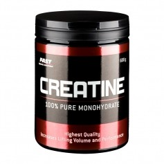 Fast Sports Nutrition Creatine 600 g - 100 % kreatiinimonohydraattijauhe