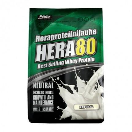 Hera80 600 g - Heraproteiinikonsentraatti, maustamaton