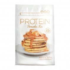 Fast Sports Nutrition Protein Pancake Mix ohukaisjauhe banaani-toffee