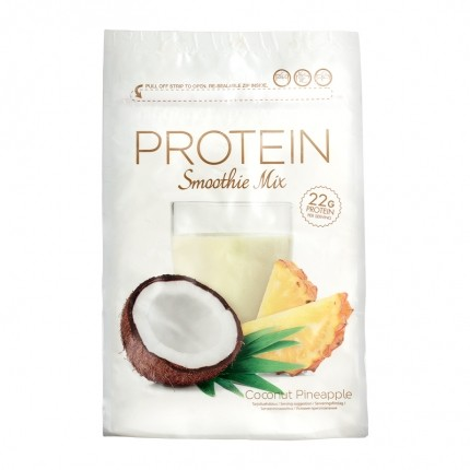 Fast Sports Nutrition Protein Smoothie Mix 500 g - smoothiejauhe, kookos-ananas