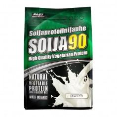 Fast Sports Nutrition Soija90 600 g -  soijaproteiini-isolaatti, maustamaton