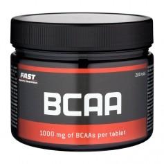 Fast Sports Nutrition BCAA 200 tablettia - Aminohappovalmiste
