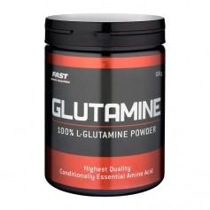 Fast Sports Nutrition Glutamine 500 g - 100 % L-glutamiinijauhe