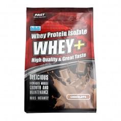 Whey+ 600 g - Korkealaatuinen heraproteiini-isolaatti, suklaa