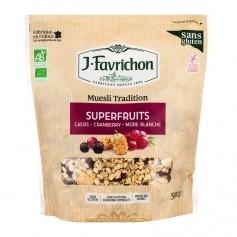 Favrichon, MUESLI SUPERFRUITS