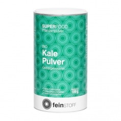 Feinstoff Superfood Kale Pulver