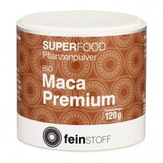 Feinstoff Superfood Maca 6:1, Pulver