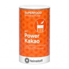 Feinstoff Superfood Power Kakao, Pulver