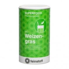 Feinstoff Superfood Weizengras, Pulver