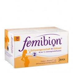 femibion Graviditet 2, Tabletter/Kapslar
