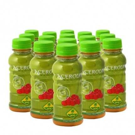 Fine Fruits Club Bio Acerola Smoothie (16 x 250 ml)
