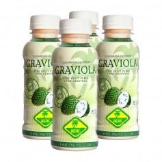 4 x Fine Fruits Graviola Smoothie
