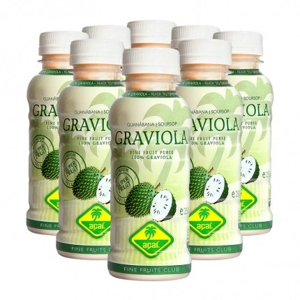 Fine Fruits Club Graviola Smoothie (8 x 250 ml)