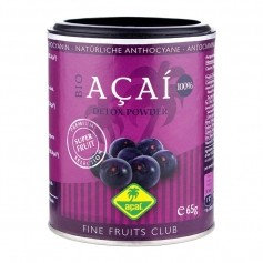 Fine Fruits Organic Acai Berry Detox Powder