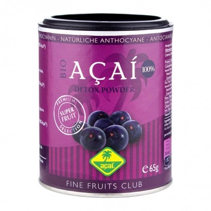 Fine Fruits Organic Acai Berry Powder