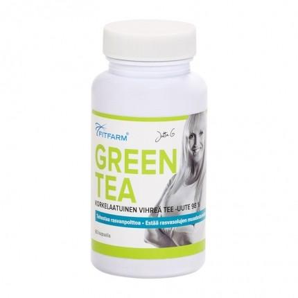 FitFarm Green Tea