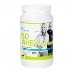 FitFarm Isowhey+Glutamine -jauhe, vanilja