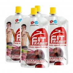 4 x fitRABBIT Bio Sport Drink