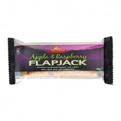 FlapJack Flapjack Äpple hallon 80g