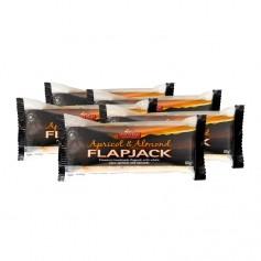 5 x Flapjack Apricot Almond