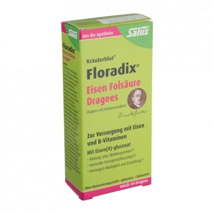 Eisen Folsäure (84 Dragees)