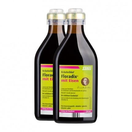 Kräuterblut mit Eisen (2 x 250 ml)