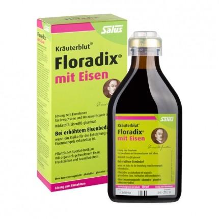 Kräuterblut mit Eisen (500 ml)