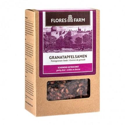 Flores Farm Bio Granatapfelsamen