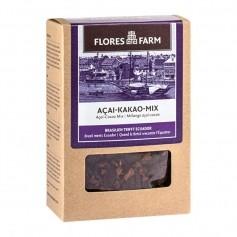 Flores Farm Premium Organic Acai-Cocoa Mix