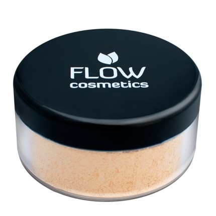 FLOW Mineraalimeikkipuuteri, ivory