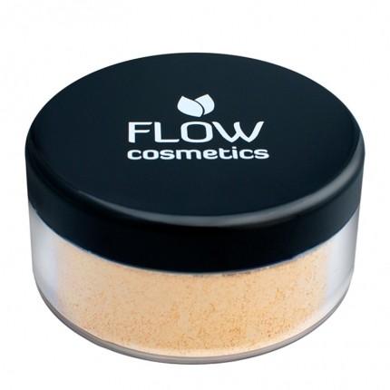 FLOW Mineraalimeikkipuuteri, vanilla