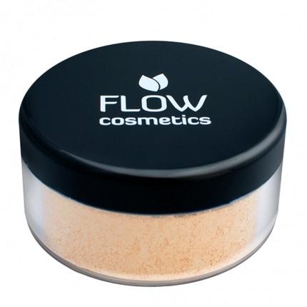 Köpa billiga FLOW Mineralpuder, ivory online