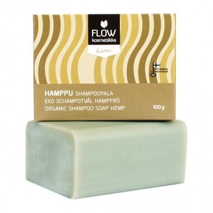 FLOW Hamppu -shampoopalat