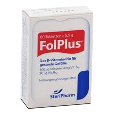 FolPlus, Tabletten