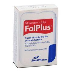 FolPlus, Tabletten