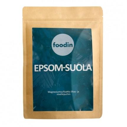 Foodin Foodin - Epsom-suola, 1kg