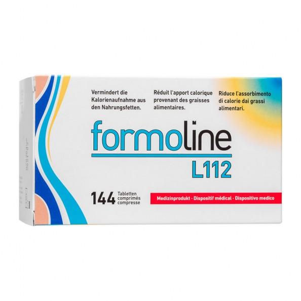 formoline fettbinder l112 tabletten 144 st252ck bei nu3