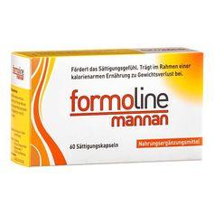 Formoline mannan, Capsules