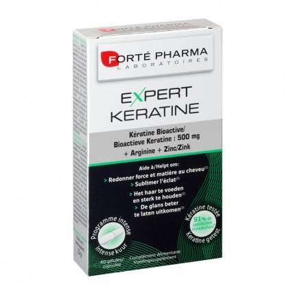 Forté pharma, Expert kératine, 40 cps